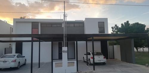 Casa En Venta 3 Recamaras En Chuburná Mérida