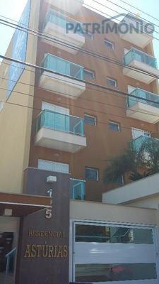 Apartamento Residencial À Venda, 2 Dormitórios, Alvinópolis, Atibaia. - Ap0006