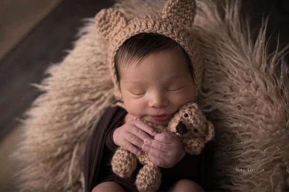 Ensaio Newborn Pacote Mini