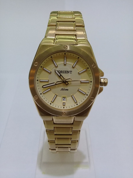Relógio Orient Feminino Rose Fgss1095 C1kx