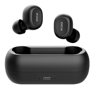 Fone De Ouvido Bluetooth Qcy Qs1 Tws Sem Fio - No Brasil