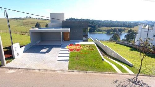 Imagem 1 de 30 de Casa - Condomínio Terras De Santa Cruz - Bragança Paulista-sp - Ca4351