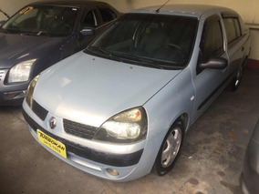 Clio Sedan 2004 1.0 Privilege Toplinha+rodas+revisado+novo!!