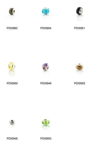 Dona Dije Plata 925 Estilo Pandora Pulsera Collar C/unidad
