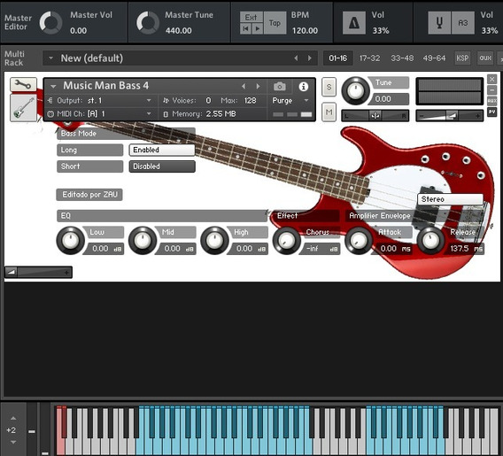 Music Man Bass 4 Vst Kontakt Nki