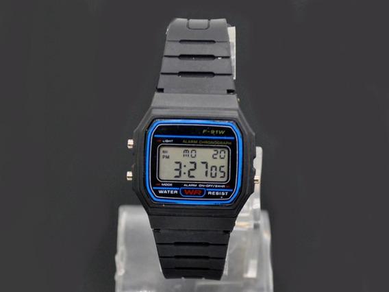 Relógio Estilo Casio - Vintage - Mulheres Ou Infantil- Caixa