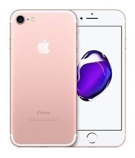 Smartphone iPhone 7 32 Gb Câmera 12mp Tela 4.7 1 Ano Garanti
