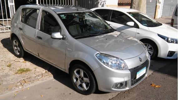 Renault Sandero 1.6 8v Expression Abs