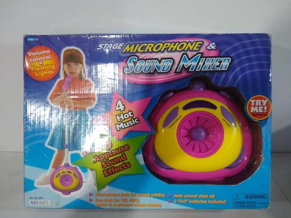 Microphone Sound Mixer