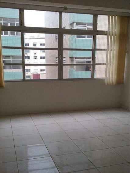Apartamento Com 2 Dorms, Embaré, Santos, Cod: 6072 - A6072