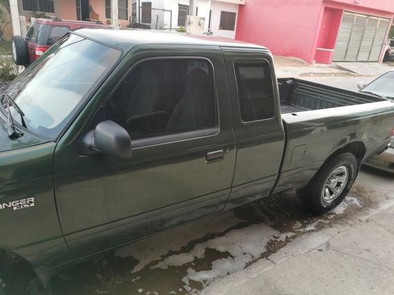 Ford Ranger Cabina Y 1/2 Estánda