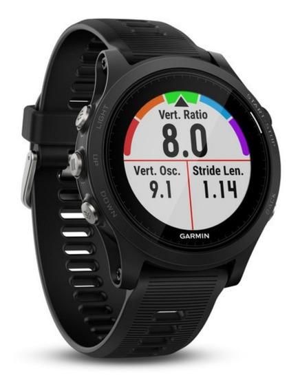 Relógio Garmin Forerunner 935 Tri Bundle Garantia Nf Novo