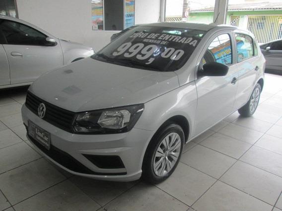 Volkswagen Gol 1.6 Completo Unico Dono Zero De Entrada