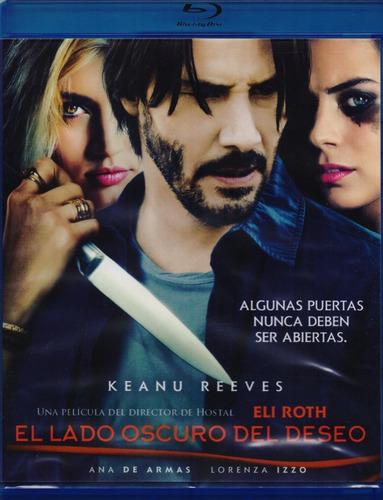 Imagen 1 de 3 de El Lado Oscuro Del Deseo Keanu Reeves Pelicula Blu-ray