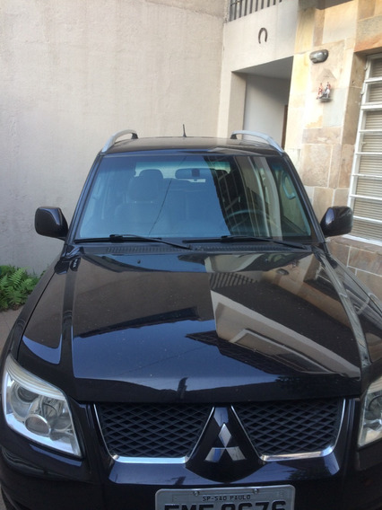 Mitsubishi Pajero Tr4 2.0 4x4 Flex Aut, 5p