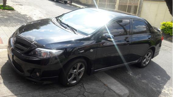Bora Galera Carro Top! Toyota Corolla Xrs 2.0 Automatico