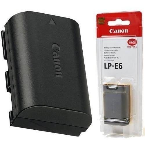 Bateria Lp-e6 Canon Para Cameras 60d 70d 80d 6d 7d 5d