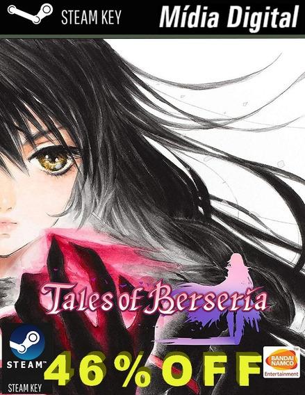 Pc - Tales Of Berseria - Steam Key Game Mídia Digital