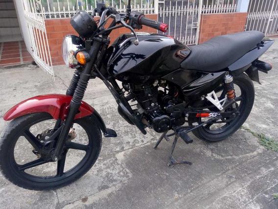 Hermosa Moto Estandar , Unico Dueño