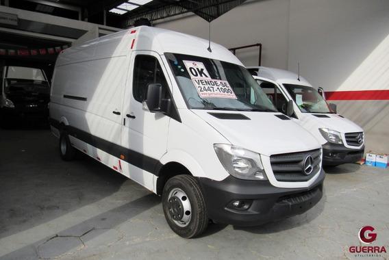 Mercedes-benz Sprinter 515 T.a. E.l. 2019/2019 0km Furgão