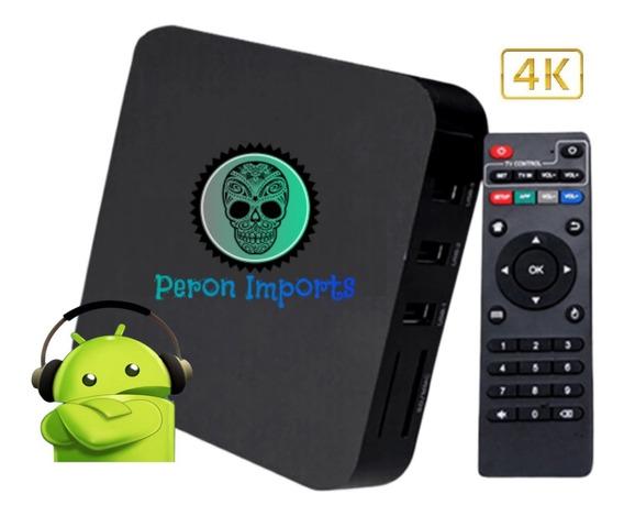 Super Tv Box - Transforme Tv Em Smart + Frete Grátis