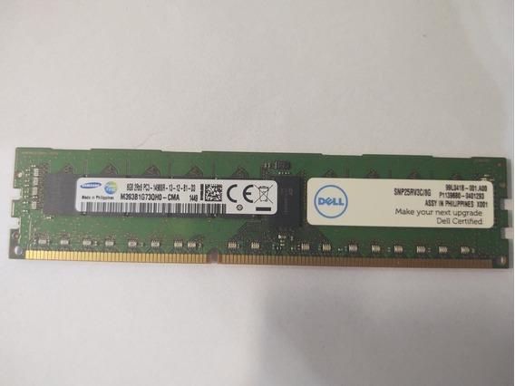 Memória Samsung 8gb Ddr3 1866mhz Pc3-14900r M393b1g73qh0-cma