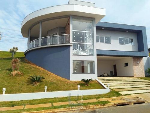 Casa Alto Padrão Cond Vila Real Bragança Paulista - Cc0150-1