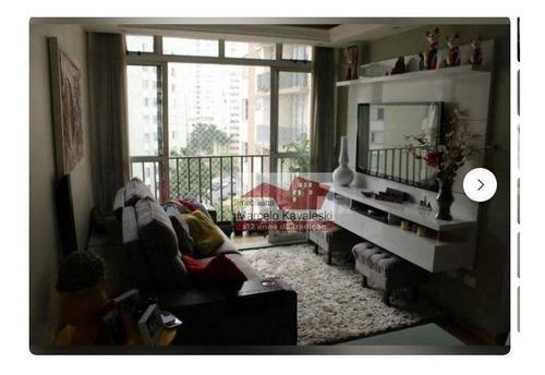 Imagem 1 de 11 de Apartamento Lindo Reformado - Ap13018
