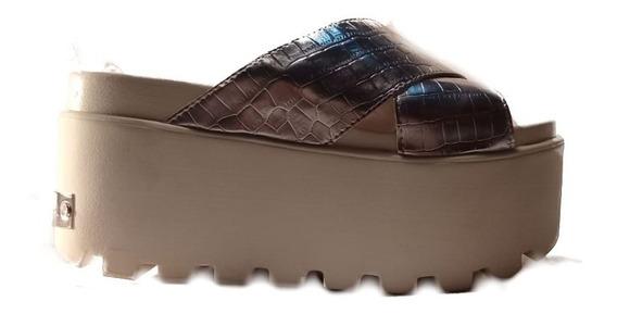 Sandalia Plataforma Oferta Ultimos Pares Obvio En Shoestore
