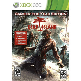 Jogo Dead Island Game Of The Year Edition Xbox 360 M.fisica