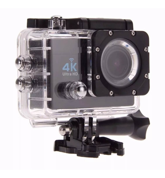 Câmera 4k Uhd 16 Dv Ação Aventura Desportiva 1080 Fte Gratis