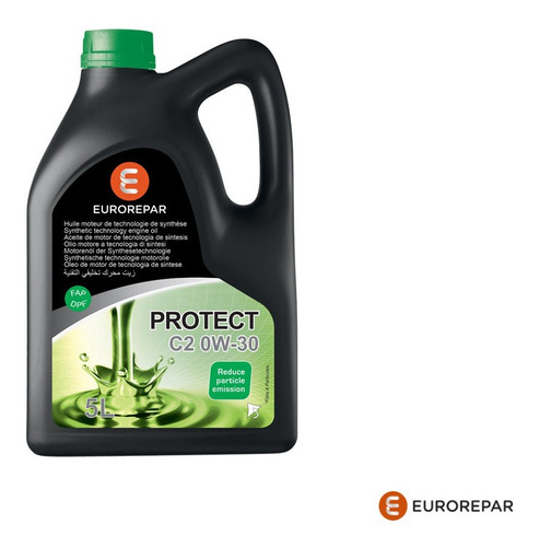 Aceite 0w 30 5 Litros Eurorepar