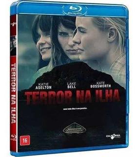 Blu-ray Terror Na Ilha - Katie Aselton / Lake Bell - Lacrado