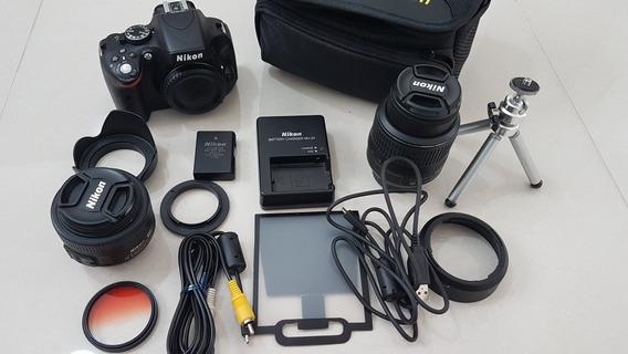 Nikon D5100 Câmera Digital