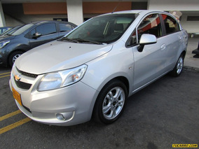 Chevrolet Sail Limited Ltz 1.4 Mt