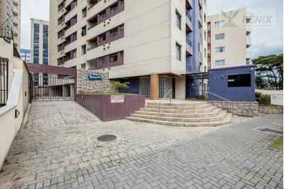 Apartamento Com 1 Dormitório Para Alugar - Centro Cívico - Curitiba/pr - Ap0572