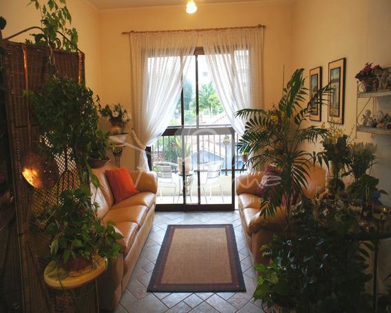 Apartamento Para Venda No Cambuí Em Campinas - Imobiliária Em Campinas - Ap02704 - 33353061