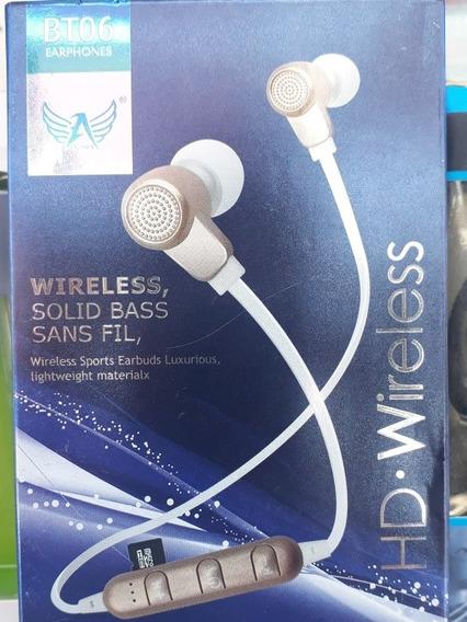 Fone De Ouvido Headphones Wireless Bto6