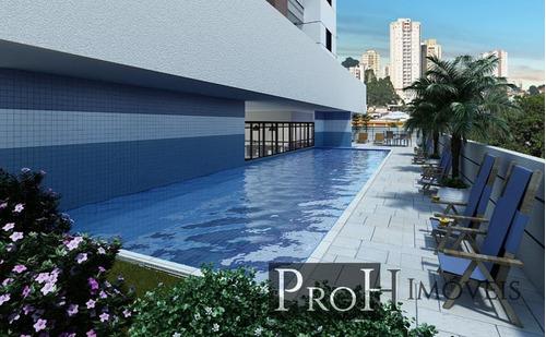 Imagem 1 de 14 de Apartamento 2 Dorms, 1 Suíte E Lazer Completo - R$ 390.000
