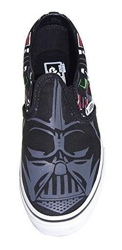 Tenis Vans Star Wars Darth Vader Vn-0vhddjm