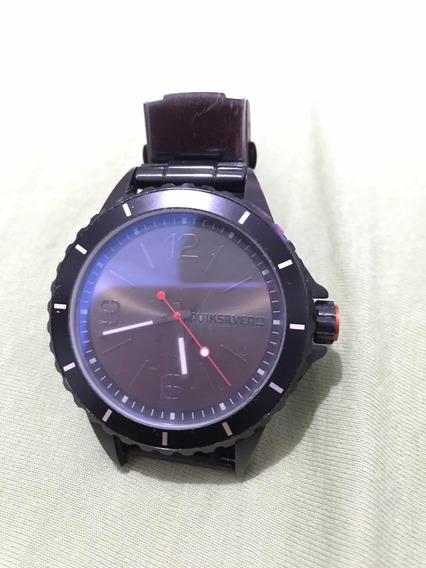 Relógio Quiksilver Mach 69 Metal Preto