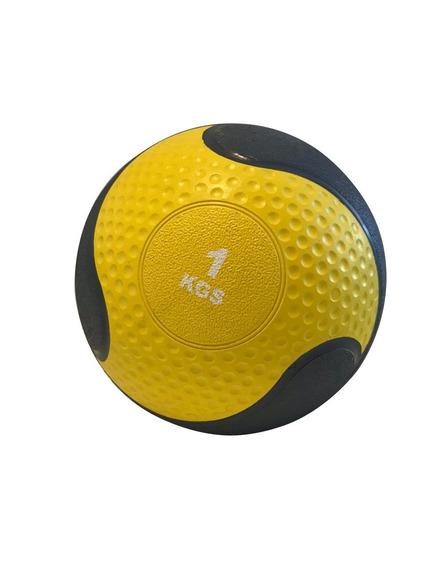 Medicine Ball 1kg Crossfit Treino Funcional 7100701