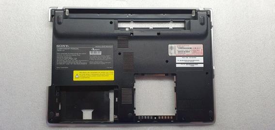 Carcaça Inferior Sony Vaio Sve14aa12x É Sve14a15fbs