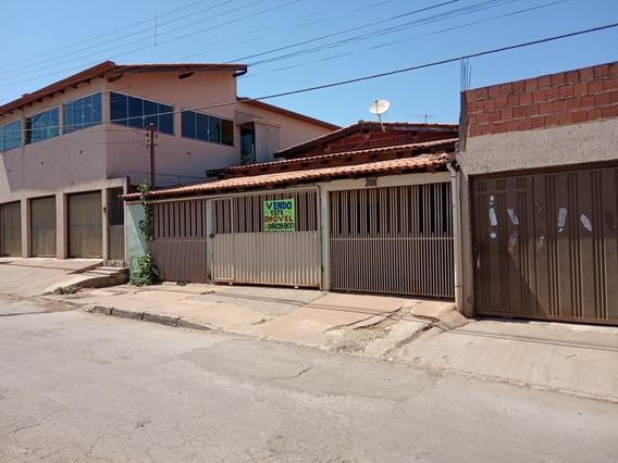 Casa 3 Quartos Dois Banheiros ,sala Com Copa, Cozinha