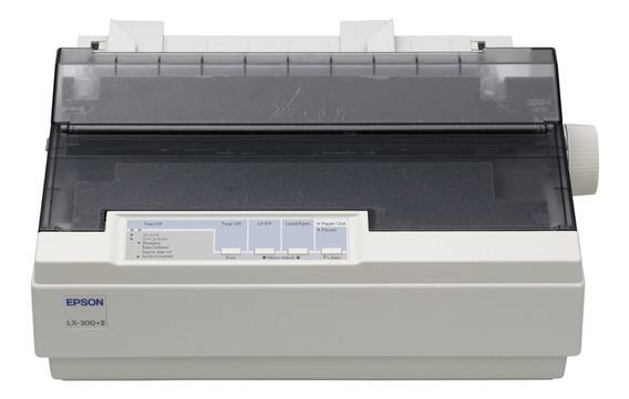 01 Impressora Matricial Epson Lx300 C/tampa E Fita Nova