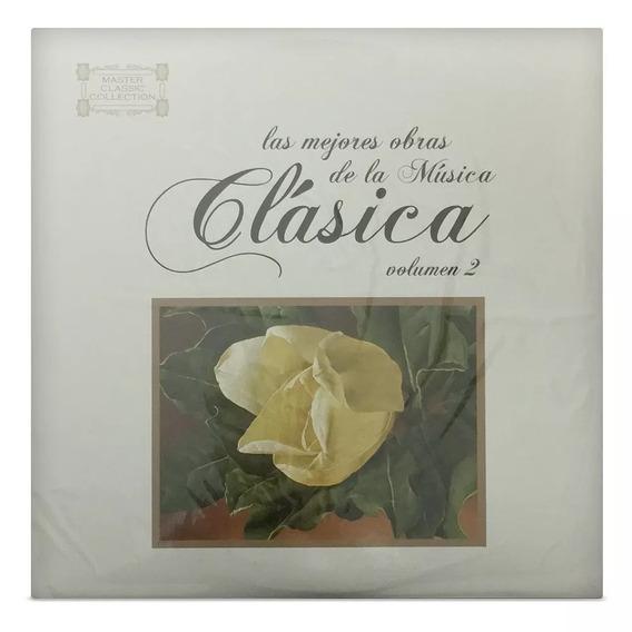 Vinilo Las Mejores Obras De La Musica Clasica Vol.2 Lp