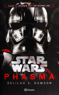 Libro Star Wars Phasm..