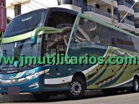 Paradiso Ld 1600 G7 Ano 2014 Volvo 420 48 Leito Jm Cod.218