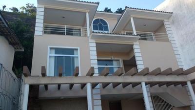 Casa Com 4 Dormitórios À Venda, 440 M² Por R$ 1.650.000 - São Francisco - Niterói/rj - Ca0560