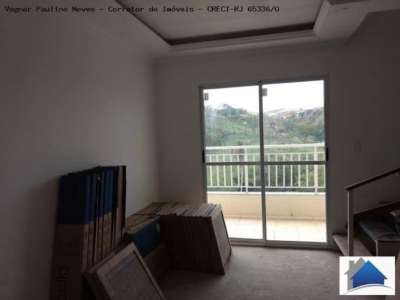 Cobertura Duplex Para Venda Em Paraíba Do Sul, Lavapés, 3 Dormitórios, 2 Banheiros, 1 Vaga - Ap-1124_2-659695
